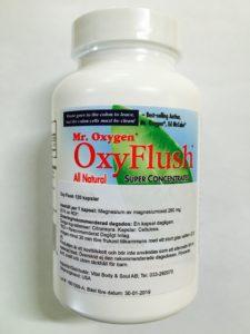 Oxyflush