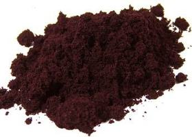 Ekologiskt acai-bär pulver