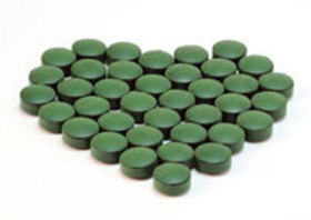 chlorella tabletter 4