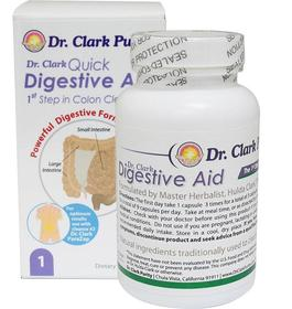 Dr. Hulda Clarks Quick Digestive Aid