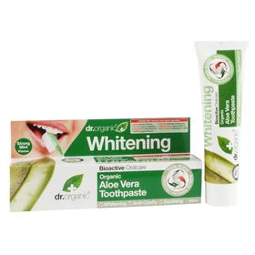 Tandkräm Dr Organic Aloe Vera