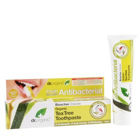Tandkräm Tea Tree antibakteriell