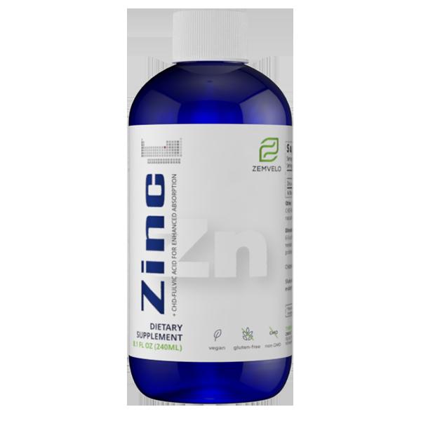 zinc liquid.supplement.zemvelo