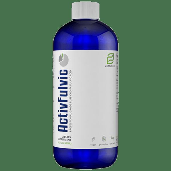 16oz activfulvic zemvelo.fulvic.acid .supplement.tn