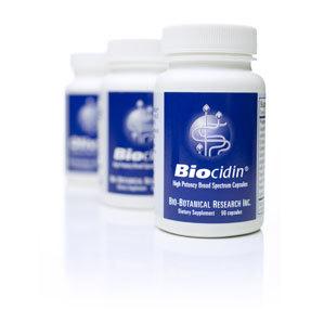 biocidin kap