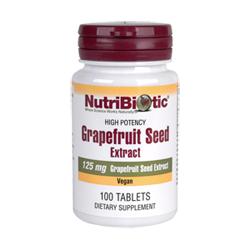 nutribiotic citricidal tablets