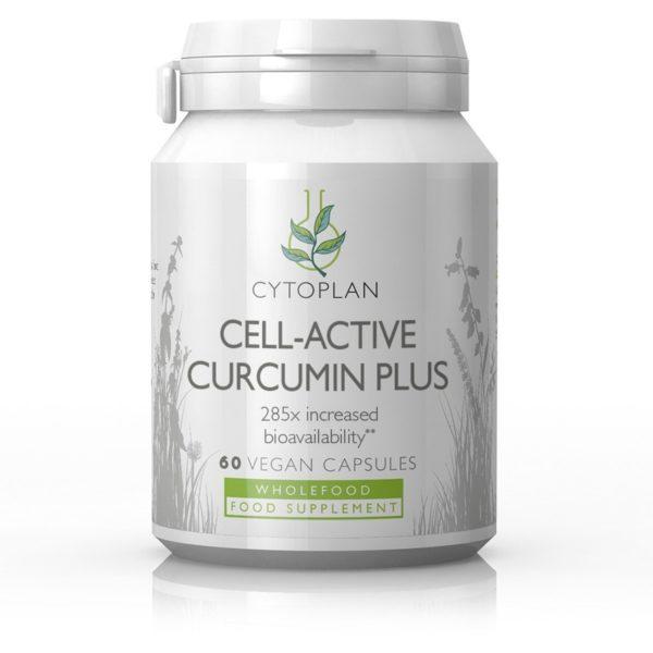 cellactiv curcumin plus
