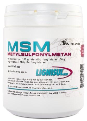 msm ion 500