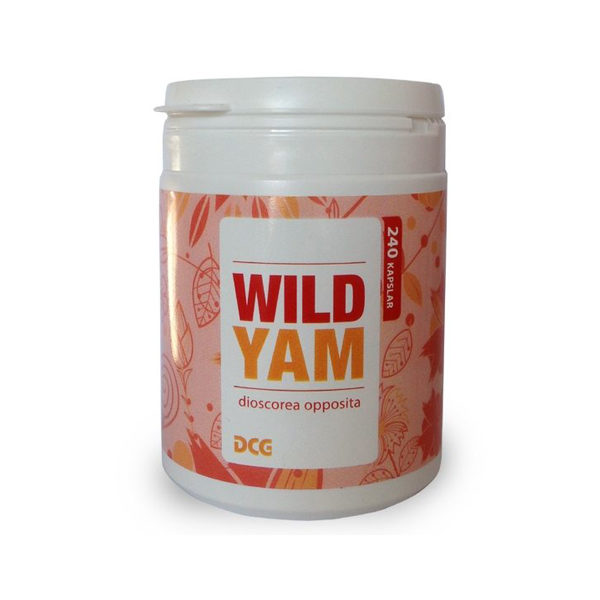wild yam 240 kapslar 1