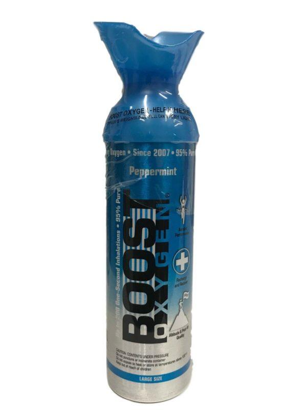 boost oxy peppermint