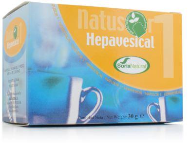 natusor 1 hepavesical infusion 1 g