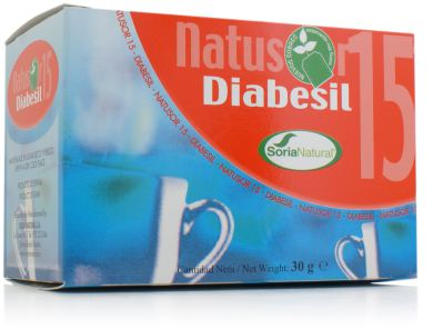 natusor 15 diabesil infusion 1 g
