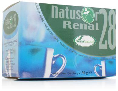 natusor 28 renal infusion 1 g