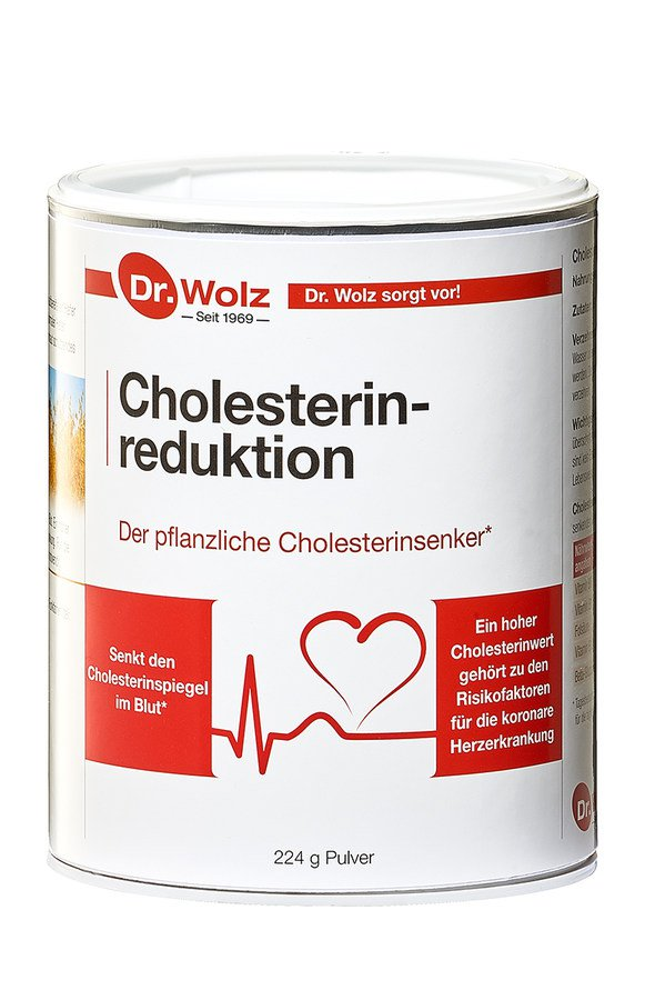 dr wolz cholesterinreduktion