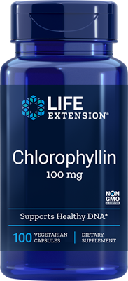 chlorophyllin ny fram