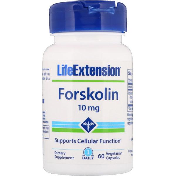 forskolin 10 mg