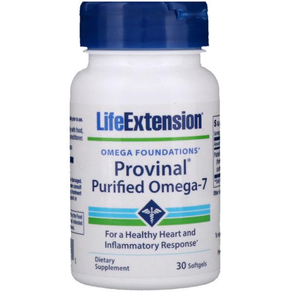 provinal purified omega 7