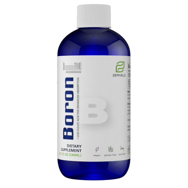 8oz boron liquid.supplement.zemvelo.tn