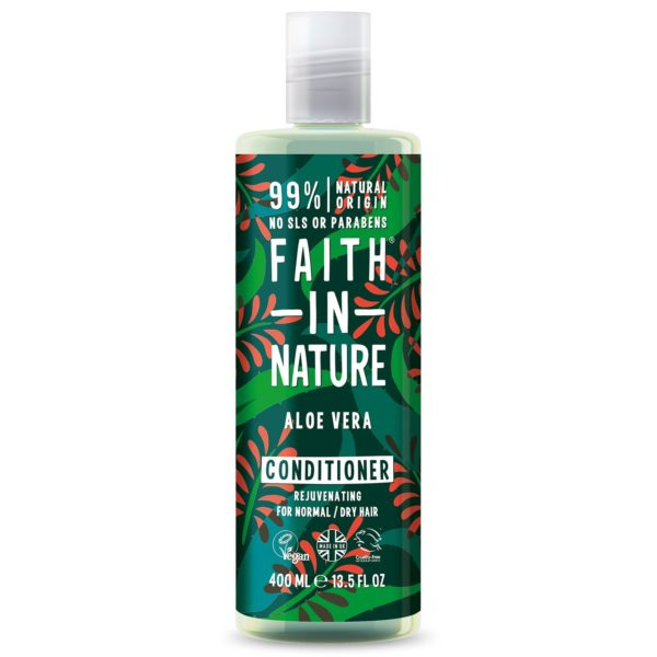 faith in nature aloe vera conditioner 400 ml
