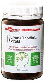 safran rhodiola