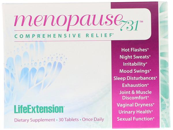 menopause le