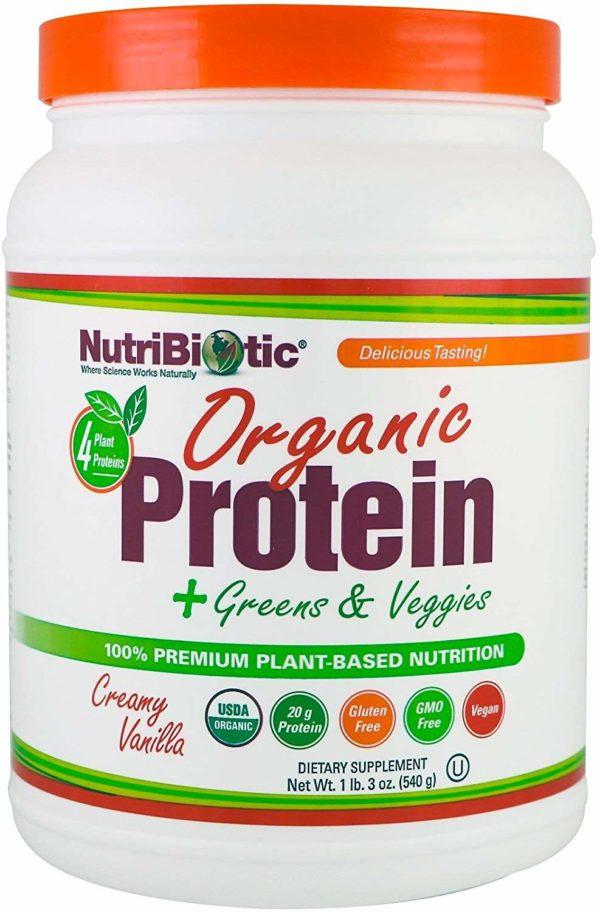 organic protein greens o veggis 1