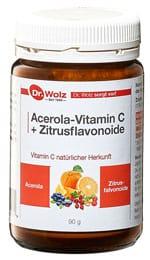 acerola vitamin c zitrusflavonoide 90g