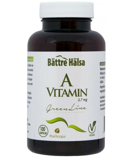 a vitamin bttre hlsa