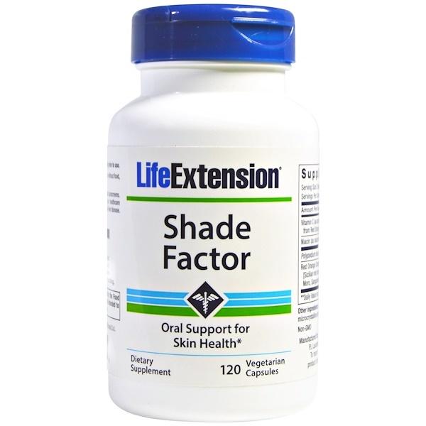 shade factor le
