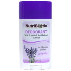 deodorant lavendel nutribiotic