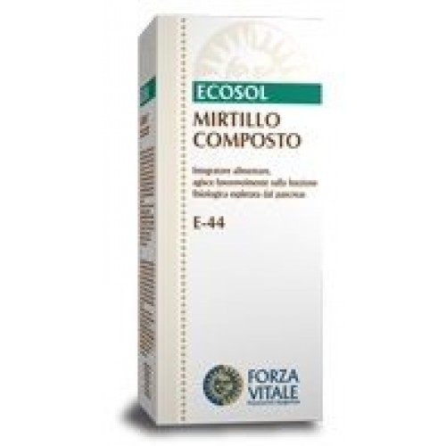 forza vitale mirtillo composto blbr