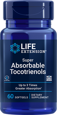 01400 absorbable tocotrienols