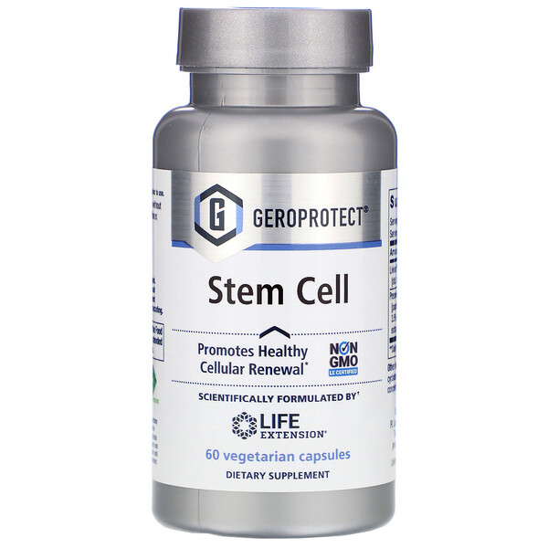 geroprotect stem cell