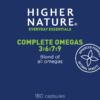 higher nature omega lable