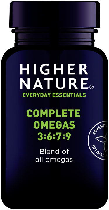 higher nature omega