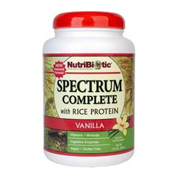 spectrum complete nutribiotic
