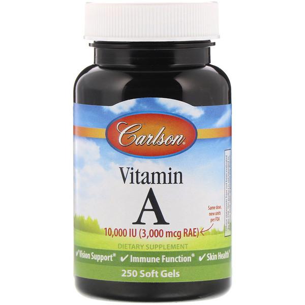 a vitamin carlson