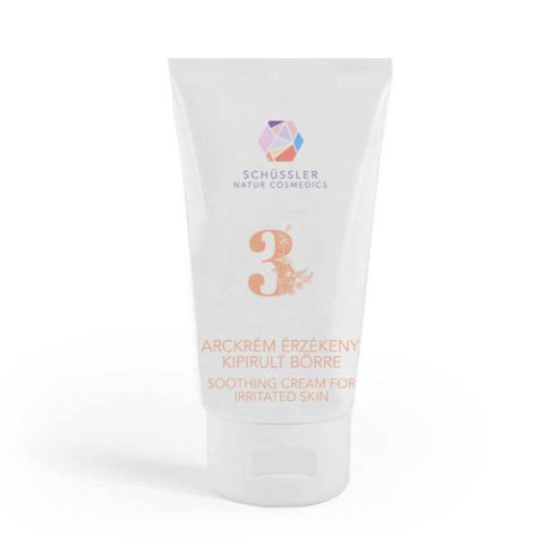 nr 3 creme for kanslig hud