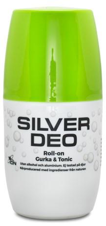 ion silver deo gurka