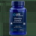 vitamins d and k w iodine