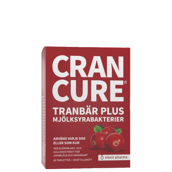 a7697 2 crancure tranbar plus mjolksyrabakterier 60tab dec20
