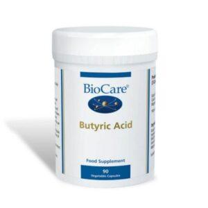 butyric acid 90 vegkapslar