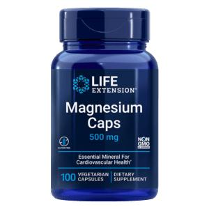 magnesium caps 500